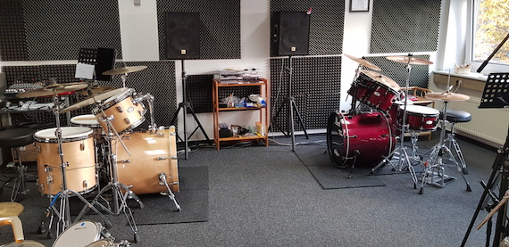 thePlanetDrum Studio in Pankow
