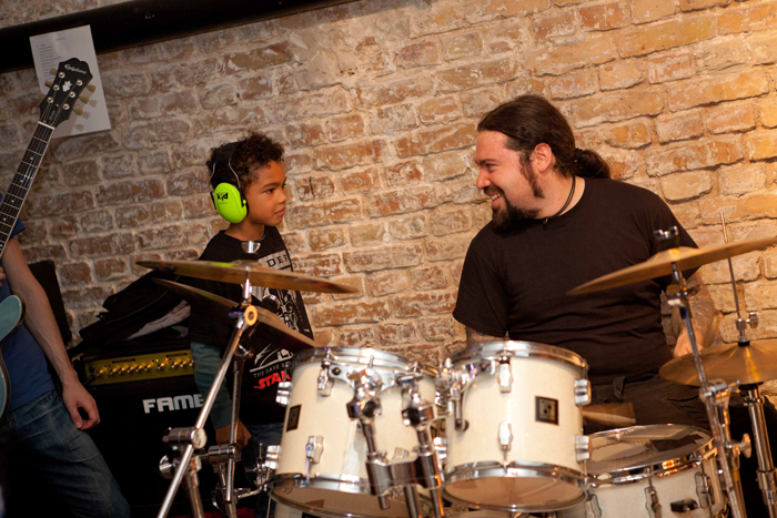 thePlanetDrum Musikschule Berlin drumming tuition for children and adults